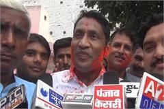 kaithal singers ministers car rocky mittal