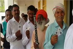 fatehabad panchayat elections peaceful polling