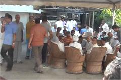 rohtak scandal police picket room