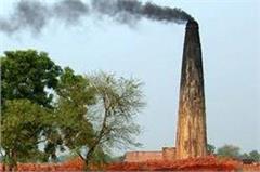 central pollution control board on the dangerous smoke of brick kilns