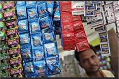 busted factory of counterfeit pan masala  huge amount of goods recovered