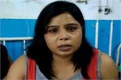 gurugram women advocate beating police