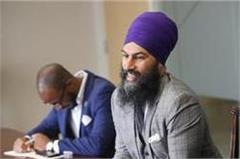 jagmeet singh elected leader of to canada s new democrats
