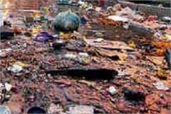 cleanliness will be cleaned by the ganga in the state of varanasi