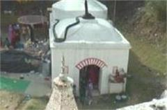 1500 years old this historic temple is happening of government unseen prey