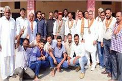 congress again got blow in nahan  now they joined bjp with supporters