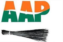 government s kumbhakarni sleep strikes aam aadmi party
