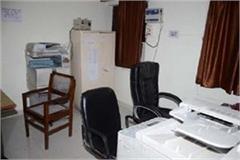 ria office empty