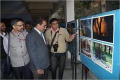 organized press conference and exhibition at hisar agricultural university