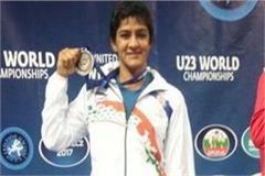 ritu phogat won silver medal in poland