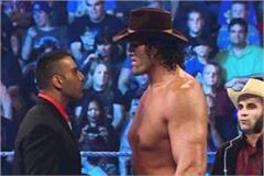 the great khali  s video