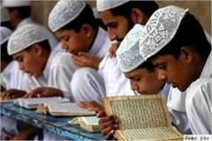 no intention of   tampering   madarsas   curriculum structure  government