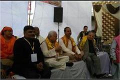 organizing 34th shobhayatra by shri geeta jayanti mahotsav committee