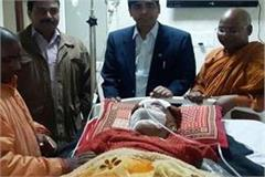 buddhist monk prajnand died after dr bhimrao ambedkar s initiation of buddhism