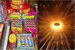 prevention of burning firecrackers till january 15 in lucknow