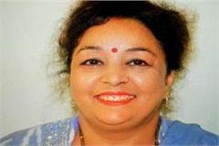 madhu become new mayor in gurugram