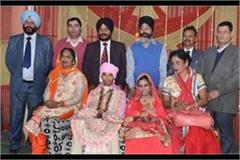 pingla ghar jubilant over inmate s marriage