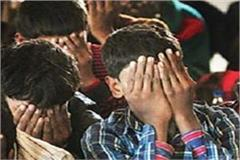 10 child laborers working in the factory free  agent arrested