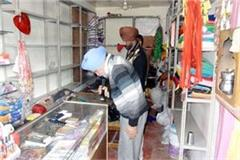 thieves put dent in clothing store  clean hand on millions of goods