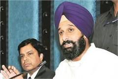 sidhu is putting pressure on captain for trial in drug case majithia