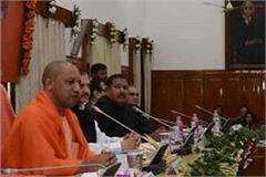 the big message given by the cm yogi to the administrative officials