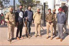 allegations of capturing booths  assault in patiala rejected by police