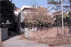 ruins made of residential complex of 6 crores