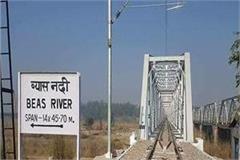 jalandhar pathankot railway section
