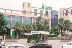 fortis hospital removed from government panel