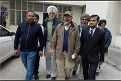 former dgp shashikant in defamation case filed in jalandhar court