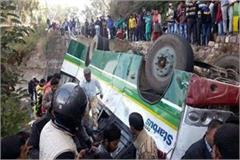a big accident in noorpur