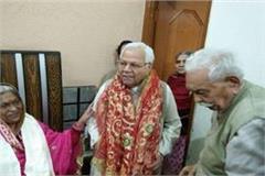 celebrated devi ji 66th birthday in gobindgarh