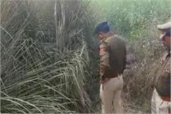 body of youth found near bushes stirred area