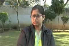 sdm rani nagar threat in life