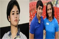 phogat sisters support jayra
