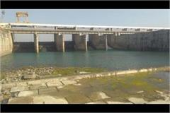 water level of yamuna river continuously falling