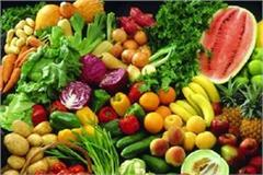 big diseases can be caused by eating fruit and green vegetables
