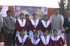 bahadurgarh government school annual festival