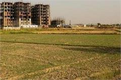 here forelain construction for land acquisition on adopted double standard
