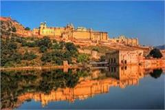 most beautiful place amber fort in the jaipur