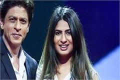 gurmehar kaur will be seen on shahrukh khan show