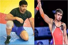 wrestler sushil and praveen rana supporters clash