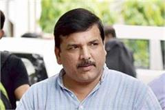 sanjay singh not allowed to loot private hospitals in delhi  sanjay singh