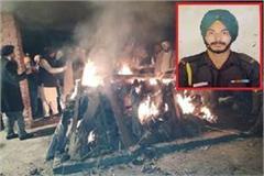 karnal shaheed pargat singh funeral