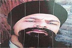 terrorist jaswant singh did not disclose plan to kill dera chief
