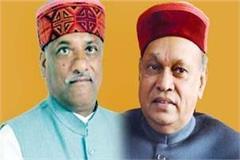 now chaudhary sukhram invites dhumal fight election from ponta