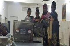 roti maker machine in pingla ghar