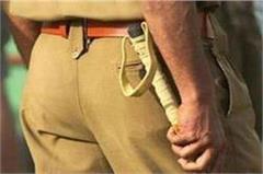 haryana  alcohol  suspending  police
