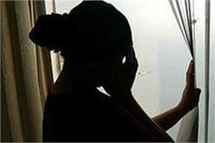 haryana  ambala  girl  obscene gesture