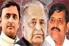 sp is enduring the brunt of the state  s public political drama  bjp